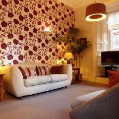Отель West George Street Apartment Великобритания, Глазго - отзывы, цены и фото номеров - забронировать отель West George Street Apartment онлайн комната для гостей