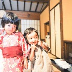 Отель Ryokan Fujimoto Минамиогуни детские мероприятия фото 2