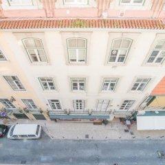 Vistas de Lisboa Hostel парковка