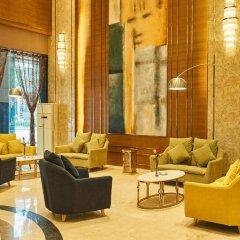 Отель Zhongshan Tianhong Hotel Китай, Чжуншань - отзывы, цены и фото номеров - забронировать отель Zhongshan Tianhong Hotel онлайн интерьер отеля фото 3