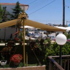 Hotel Alexandros Ситония бассейн