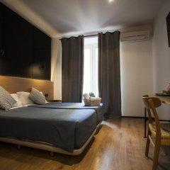 Отель Hostal CC Malasaña Улучшенный номер с различными типами кроватей фото 15