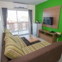 Отель Glow Central Pattaya Семейный люкс фото 3