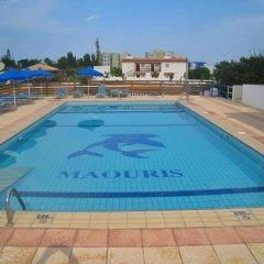 Отель Maouris Villa Кипр, Протарас - отзывы, цены и фото номеров - забронировать отель Maouris Villa онлайн бассейн фото 2