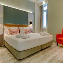 Отель Vincci Baixa 4* Стандартный номер с различными типами кроватей фото 11