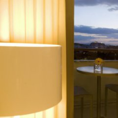 Отель Hilton Athens 5* Стандартный номер разные типы кроватей фото 6