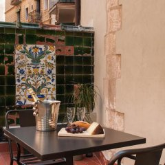 Отель Decimononico Borne Studios Барселона в номере