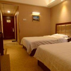 Tianjin Inner Mongolia Jinma Hotel 3* Улучшенный номер с 2 отдельными кроватями