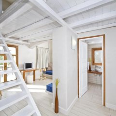 Отель Meltemi Village 4* Люкс с различными типами кроватей фото 2