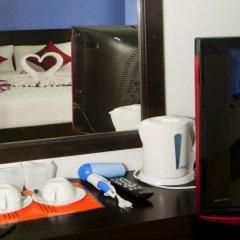 Отель PJ Patong Resortel 3* Стандартный номер с двуспальной кроватью фото 2