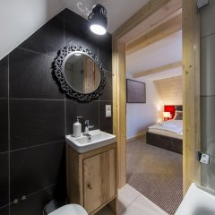 Отель Pompelówka chata na Głubałówce Закопане ванная фото 2