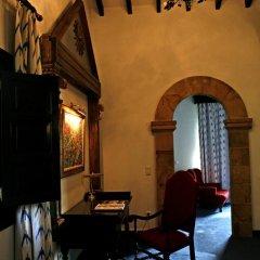 Отель San Román de Escalante 4* Люкс с различными типами кроватей фото 20