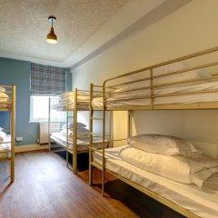 Отель Publove @ Exmouth Arms Euston 2* Кровать в общем номере с двухъярусной кроватью фото 7