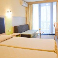 Отель Славуна 3* Стандартный номер с различными типами кроватей фото 4