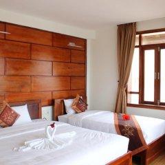 Kiman Hotel 3* Номер Делюкс с различными типами кроватей фото 5