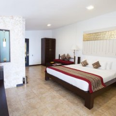 Отель Theva Residency 3* Люкс с различными типами кроватей фото 4