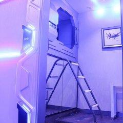 Pengheng Space Capsules Hotel Номер категории Эконом с различными типами кроватей фото 3