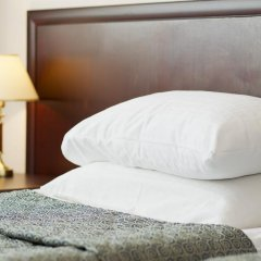 Гостиница Салют 4* Номер Комфорт с 2 отдельными кроватями фото 3