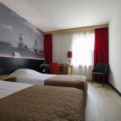 Bastion Hotel Zaandam 3* Номер Комфорт с различными типами кроватей фото 2