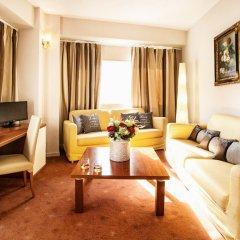 Plaza Hotel 3* Люкс с различными типами кроватей фото 2
