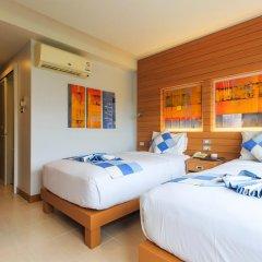 Chaweng Budget Hotel 3* Стандартный номер с различными типами кроватей фото 4
