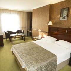 Topkapi Inter Istanbul Hotel 4* Стандартный номер с двуспальной кроватью фото 12