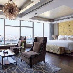 Отель Langham Place, Guangzhou комната для гостей фото 2