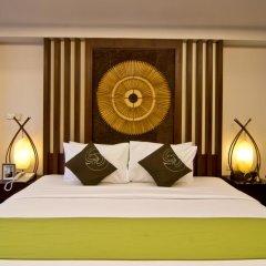 Golden Sea Pattaya Hotel 3* Номер Делюкс с различными типами кроватей фото 2