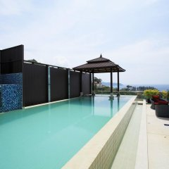 Отель Luxury Seaview Penthouse Kamala Beach бассейн