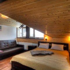 Гостиница Куршале Стандартный семейный номер разные типы кроватей фото 2