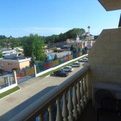 Гостиница Эвелин балкон