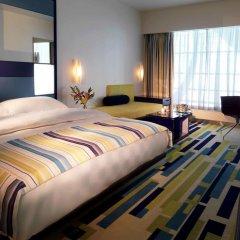 Отель Dubai International Airport 5* Улучшенный номер фото 2