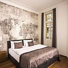 Отель Golden Crown 4* Стандартный номер с двуспальной кроватью фото 12
