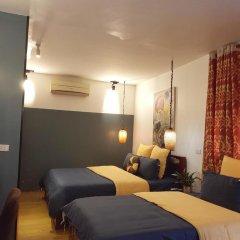 Gecko Hotel Стандартный номер с различными типами кроватей фото 7