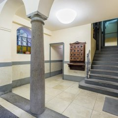 Отель Fifty Eight Suite Milan фитнесс-зал