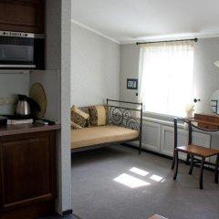 Гостиница Ажурный 3* Студия с разными типами кроватей фото 15