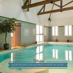 Hotel The Originals Domaine des Thômeaux (ex Relais du Silence) бассейн фото 2