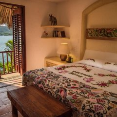 Отель La Casa Que Canta 5* Люкс с различными типами кроватей фото 12