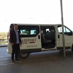 Отель Athina Airport Hotel Греция, Ферми - 1 отзыв об отеле, цены и фото номеров - забронировать отель Athina Airport Hotel онлайн городской автобус