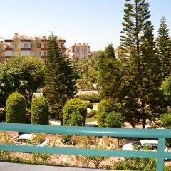 Отель Lila Apart Alanya балкон
