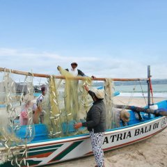 Отель Jimbaran Bay Beach Resort & Spa фото 3