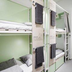 Flow Hostel Кровать в общем номере фото 12