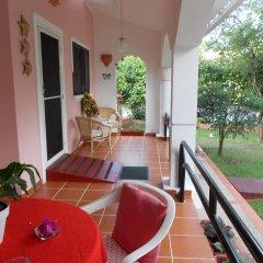 Отель Residencial Las Tejas балкон