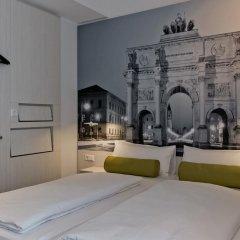Отель Super 8 Munich City West 3* Стандартный номер с различными типами кроватей фото 11