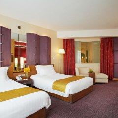 Отель Centara Grand at CentralWorld 5* Улучшенный номер с различными типами кроватей фото 5