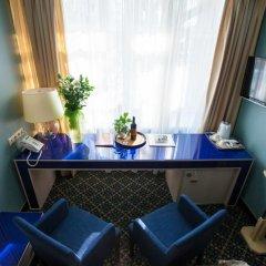 Гостиница Брайтон 4* Улучшенный номер с двуспальной кроватью фото 7