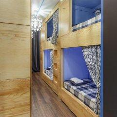 Хостел InDaHouse Кровать в мужском общем номере фото 18