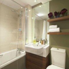Отель Citadines South Kensington London Студия с различными типами кроватей фото 4