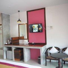 Отель Hatzanda Lanta Resort 3* Номер Делюкс фото 3
