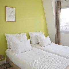 Отель Hôtel Arvor Saint Georges 4* Улучшенный номер с различными типами кроватей фото 9